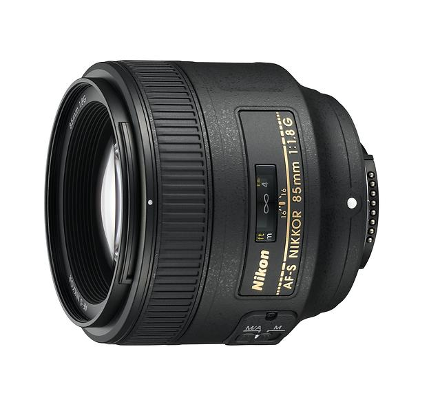 Nikon Nikkor AF-S 85/1,8 G
