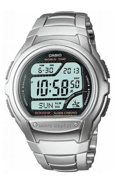 Casio Wave Ceptor Instructions | Our Everyday Life