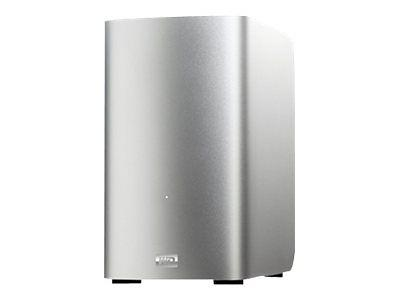 WD My Book Thunderbolt Duo 4TB