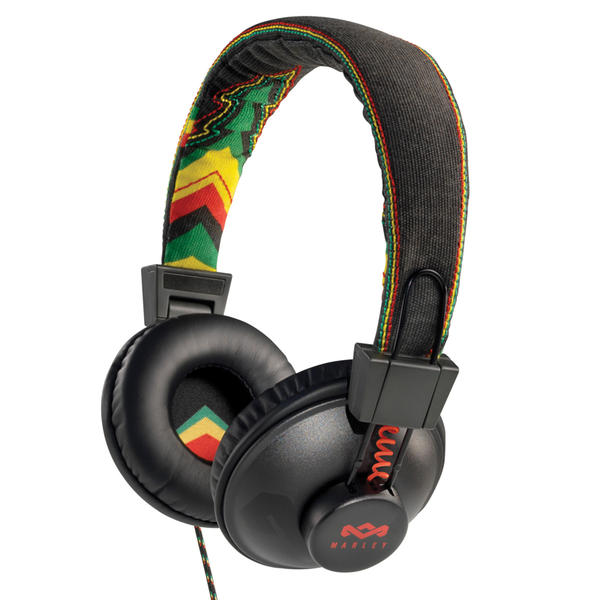 Jämför priser på House of Marley Positive Vibration On-Ear Hörlurar - Hitta  bästa pris på Prisjakt 03b21f2a1896a