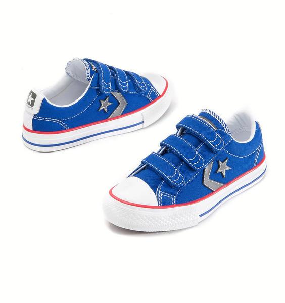 Jämför priser på Converse Star Player Ev 3V Canvas Ox (Unisex) Fritidssko    sneaker barn junior - Hitta bästa pris på Prisjakt 3e28081e63add