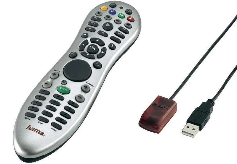 Hama Remote Control for Windows Media Center (52451)