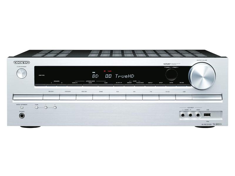 Best Deals On Onkyo Tx Sr313 Surround Sound Amplifier