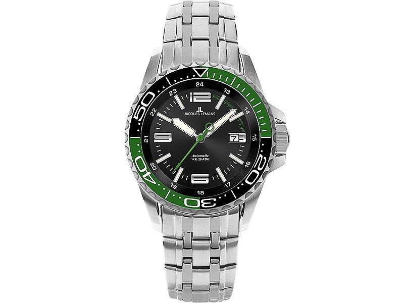 Jacques-Lemans Liverpool Diver 1-1353E
