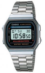 Casio Collection Retro A168WA-1