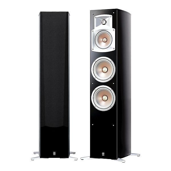les meilleures offres de yamaha ns 555 enceinte colonne. Black Bedroom Furniture Sets. Home Design Ideas