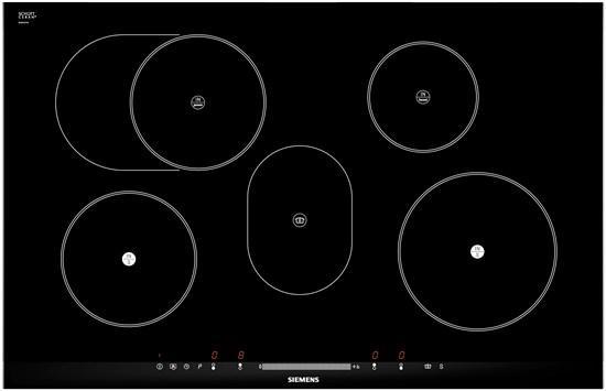 best pris p siemens eh875mc21e sort innebygd platetopp sammenlign priser hos prisjakt. Black Bedroom Furniture Sets. Home Design Ideas