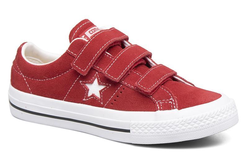 Jämför priser på Converse One Star 3V Ox (Unisex) Fritidssko   sneaker  barn junior - Hitta bästa pris på Prisjakt dfcb37a0f02b0