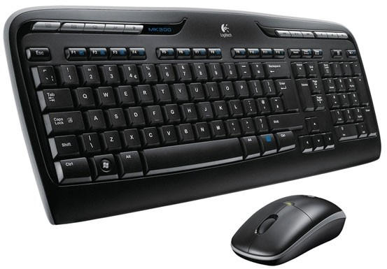 Logitech Wireless Combo MK330 (EN)