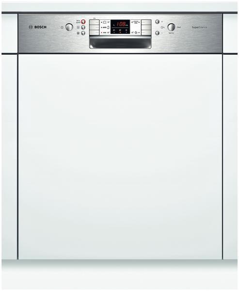 bosch smi53m75eu inox au meilleur prix comparez les offres de lave vaisselle sur led nicheur. Black Bedroom Furniture Sets. Home Design Ideas
