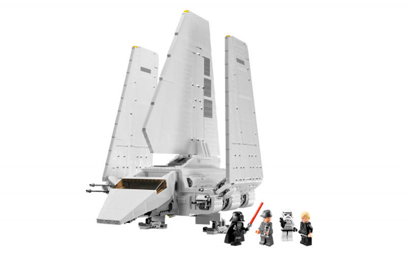 Best Deals On Lego Star Wars 10112 Imperial Shuttle Lego Compare Prices On Pricespy