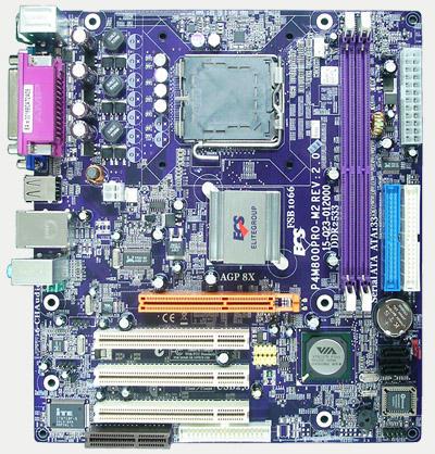 ECS P4M800 CHIPSET DRIVERS FOR PC