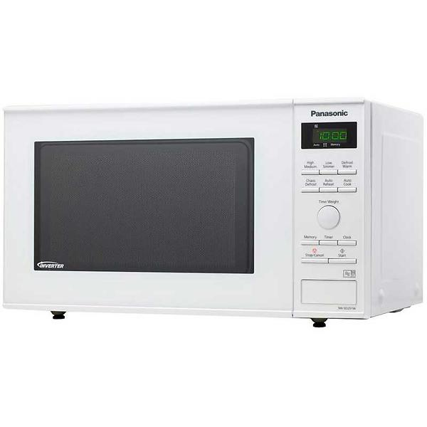 Best Deals On Panasonic Nn Sd251w White Microwaves Compare Prices Pricespy