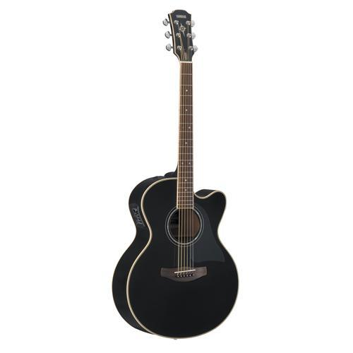 best deals on yamaha cpx700 acoustic guitar compare prices on pricespy. Black Bedroom Furniture Sets. Home Design Ideas