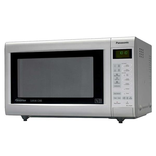 Best Deals On Panasonic Nn Ct562m Stainless Steel Microwaves Compare Prices Pricespy Uk