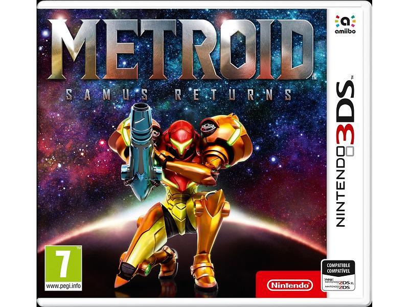 Bild på Metroid: Samus Returns från Prisjakt.nu