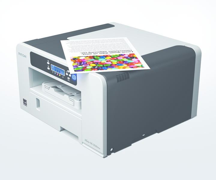 color network paper printer term