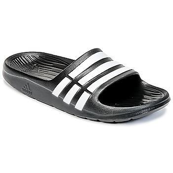 951729727e11 Prisutveckling på Adidas Duramo Slide (Unisex) Tofflel   slipper barn junior  - Hitta bästa priset