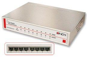 Lindy 8 Port Network Switch (25045)