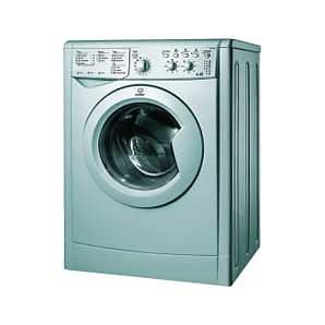 best deals on indesit iwdc 6125 silver washing machine compare prices on pricespy. Black Bedroom Furniture Sets. Home Design Ideas