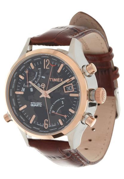 Timex IQ World Time T2N942