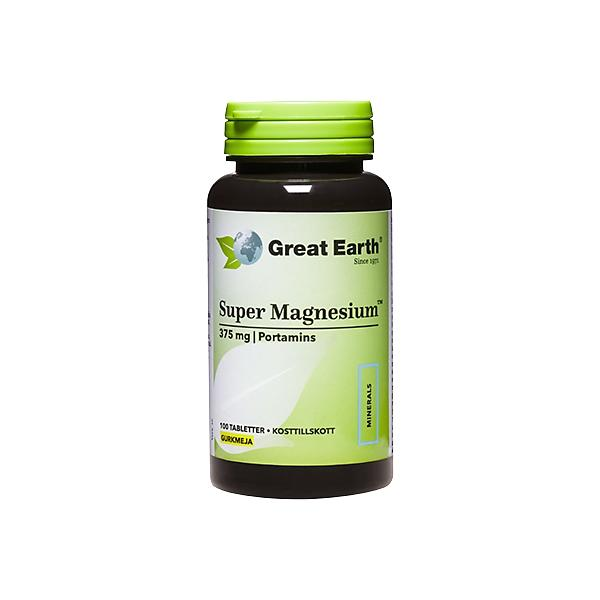 bästa magnesium kosttillskott