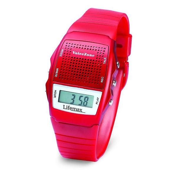 Lifemax Talking Memo 428RED