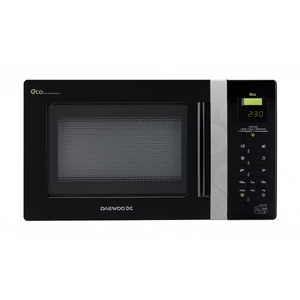 Best Deals On Daewoo Kor 6a0r Black Microwaves Compare Prices Pricespy