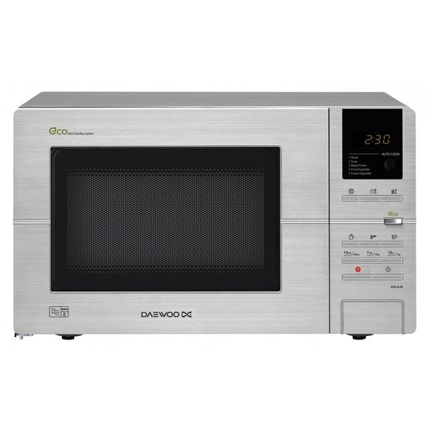 Best Deals On Daewoo Kor 6l5r Stainless Steel Microwaves Compare Prices Pricespy