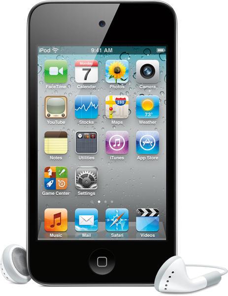 les meilleures offres de apple ipod touch 16go 4e g n ration lecteur mp3 comparez les prix. Black Bedroom Furniture Sets. Home Design Ideas