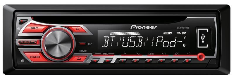 Pioneer DEH-4500BT