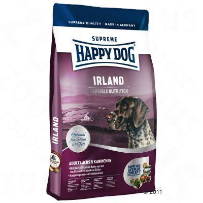 happy dog supreme sensible irland 12 5kg hundemat specs teknisk informasjon. Black Bedroom Furniture Sets. Home Design Ideas