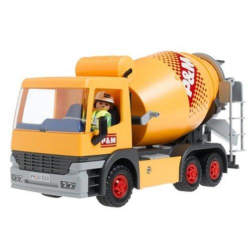 Playmobil construction 7932 b tonni re au meilleur prix - Betonniere playmobil ...