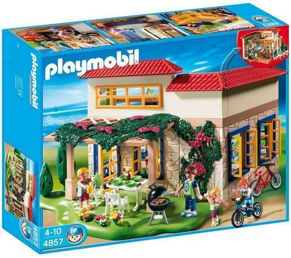 best deals on playmobil vacation 4857 summer house