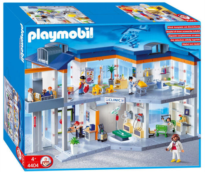 Best deals on playmobil hospital 4404 hospital playmobil - Toutes les maisons playmobil ...