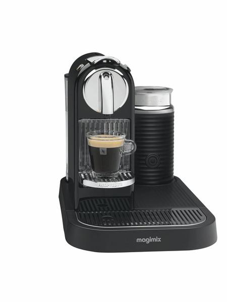magimix nespresso m190 citiz milk au meilleur prix comparez les offres de machine expresso. Black Bedroom Furniture Sets. Home Design Ideas