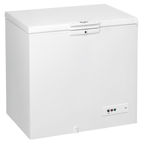 whirlpool whm 31112 blanc au meilleur prix comparez les offres de cong lateur coffre sur. Black Bedroom Furniture Sets. Home Design Ideas