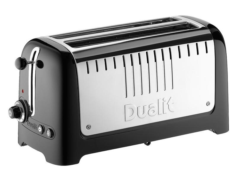 Best deals on Dualit Lite Long Slot 4 Slice Toaster pare