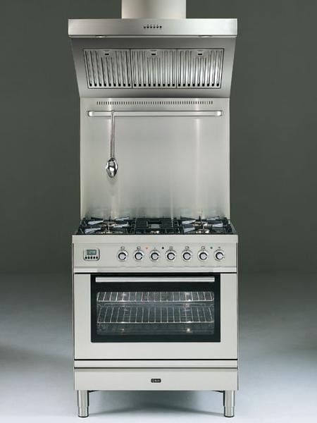 Ilve PL-80-MP (Inox) Cucina al miglior prezzo - Confronta subito le ...