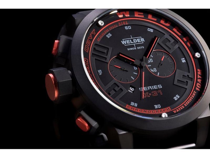 Welder watch deals