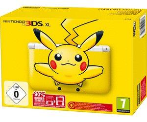 Nintendo 3DS XL - Limited Edition Pikachu Yellow