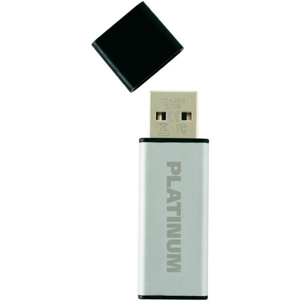 BestMedia USB 3.0 Platinum USB Stick ALU 64GB