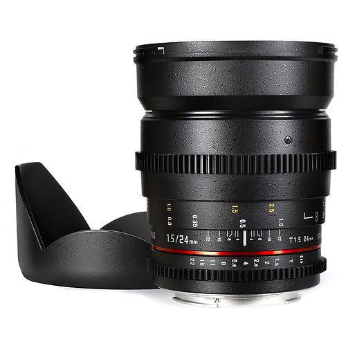 Samyang 24/1,5 ED AS UMC VDSLR for Nikon