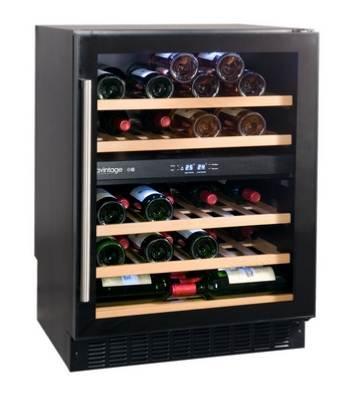 climadiff avintage 50 av53cdz inox au meilleur prix comparez les offres de cave vin sur. Black Bedroom Furniture Sets. Home Design Ideas