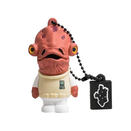 Tribe USB Star Wars Admiral Ackbar 8GB