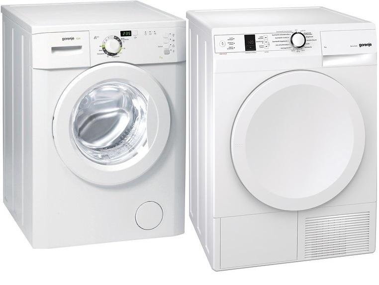 best deals on gorenje wa7439 white washing machine compare prices on pricespy. Black Bedroom Furniture Sets. Home Design Ideas