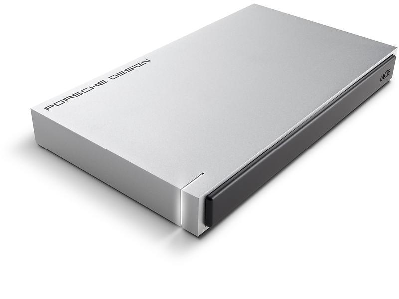 LaCie Hard Drive Porsche P9223 USB 3.0 2TB