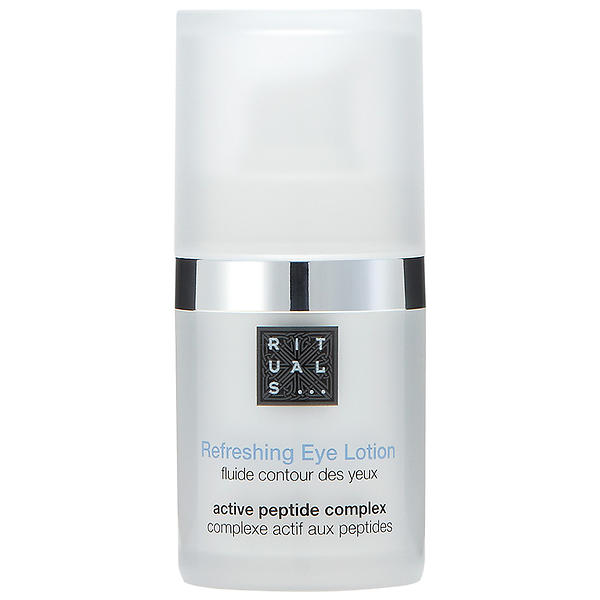 Refreshing eye lotion rituals