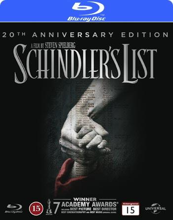 schindlers list review A dvd or blu-ray review by glenn erickson (dvd savant) of the film   steven  spielberg's schindler's list is indeed one of the best films about.