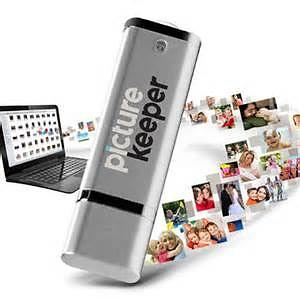 Picture Keeper USB 8GB